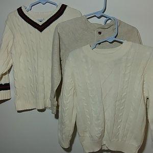 💙💙Kids 3T long sleeve & sweater Lot CHEROKEE💙💙